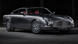 david brown launches the stunning speedback gt in usa