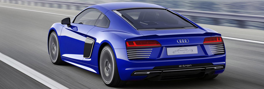 And When It Comes To Further Technological And Engineer Additions, Audi  Knows How It Is Done. The R8 E Tron Is Equipped With Numerous Technologies  To Ensure ...