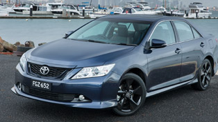 2015 Toyota Aurion is Further Upgraded and Tuned, but the Price Remains the Same!
