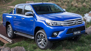2015 Toyota Hilux Will be Even More Powerful And More Confident