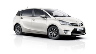 Toyota with new Grade for the Verso Seven-Seater