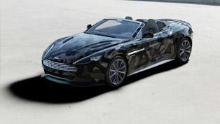 Valentino and Aston Martin Release Vanquish Volante Special Edition