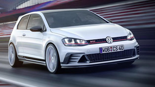 Volkswagen Reveals First Details about Golf GTI Clubsport