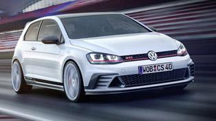Volkswagen Reveals First Details about Golf GTI Clubsport