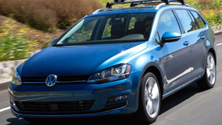 2016 Volkswagen Golf SportWagen is the Official Vehicle for USA Cycling Event