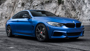Vorsteiner with Minor Updates for the BMW 4-Series