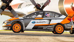 subaru team is ready with testing of the 2015 vr15x