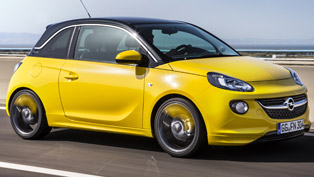 A Combination of two Universes: Opel ADAM Will Come with Easytronic 3.0