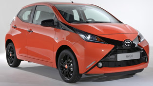 2015 Toyota AYGO x-cite is Ready To Excite Europe!