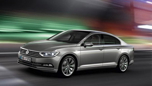 You Can Now Order the Latest VW Passat BlueMotion