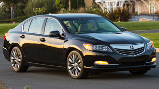 2016 Acura RLX Confidently Defends its Safety Ratings