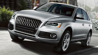 2015 Audi Q5 Took the Top Safety Pick Award by IIHS