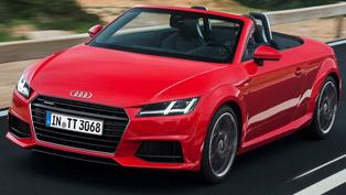 Audi Announces Details for 2016 Audi TT and TTS Models