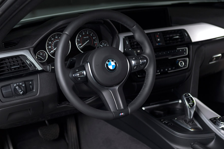 2016-BMW-435i-ZHP-Edition-Interior