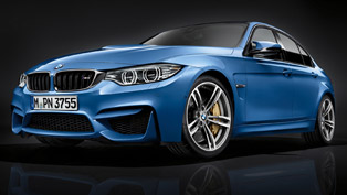 BMW 3 Series Family Gets Minor Updates for 2016 Model Year