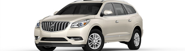 2016 Buick Enclave Now Comes With Even Better Connectivity System
