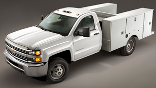 Chevrolet 2016 Silverado 3500HD Demonstrates Further Refreshements