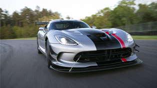 The Return of Dodge Viper ACR Supercar