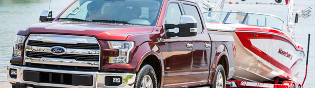 A Special System Will Help For Parking The 2016 Ford F-150