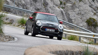 MINI Introduces the More Powerful John Cooper Works