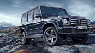 2016 Mercedes G550: 35 Years of Confidence and Tradition