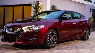 2016 Nissan Maxima SR Proved it is Really a 4-Door Sports Car