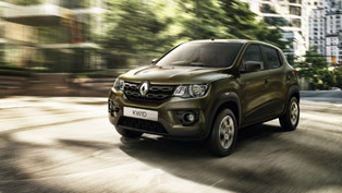 Renault Introduces 2016 Kwid