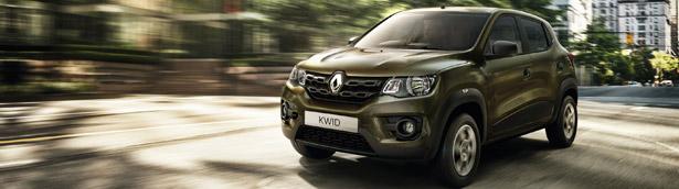 Renault Introduces 2016 Kwid