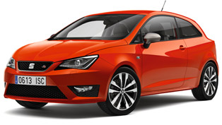 2016 Seat Ibiza Is Ready for the Road!