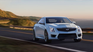 Cadillac ATS-V+ to be Equipped with Camaro's 7.0-litre V8