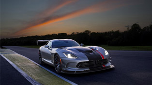 you can now purchase the iconic dodge viper acr