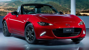 2016 Mazda Miata MX-5 Comes With Upgraded Set of BOSE Audio System