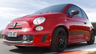 Abarth 595 Competizione Will Come With More Upgrades And More Power