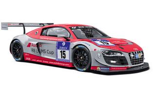 Audi Team Prepares for the 24-Hour Race at Nürburgring