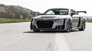 Audi TT Clubsport Debuts at Wörthersee [VIDEO]