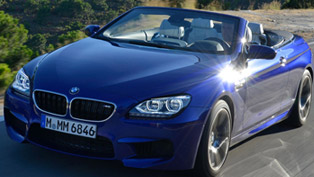 bmw m6 awaits its owner from motogp event!