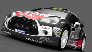 citroen ds 3 wrc received refreshed looks and additional performance tweaks