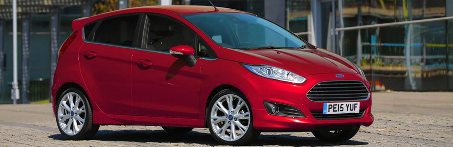 Ford Demonstrates Latest Small City Car Additions