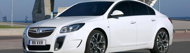 Holden Shows More Details for the Latest Insignia VRX Model
