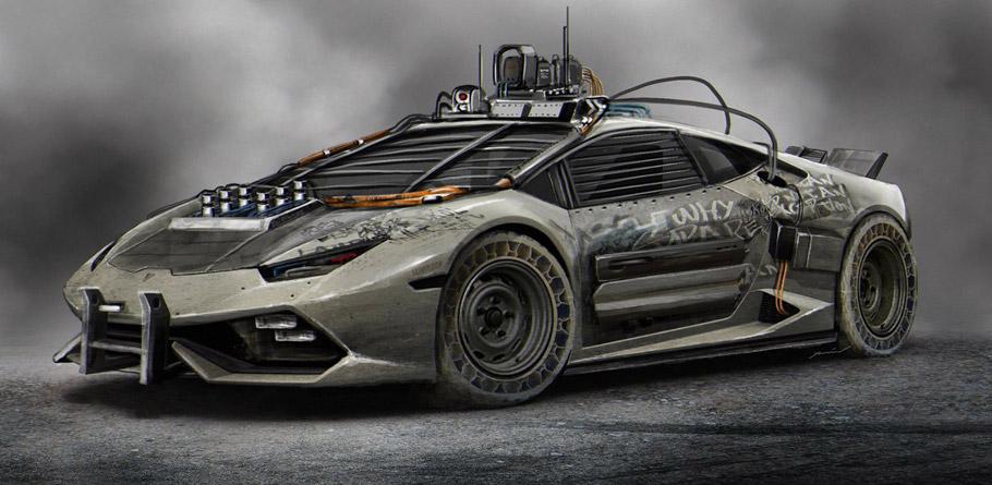 Lamborghini Huracan Elysium By Yasid Design