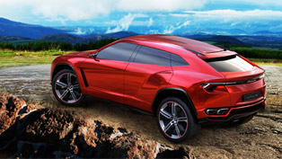 It's Official: Lamborghini SUV is Planned for 2018