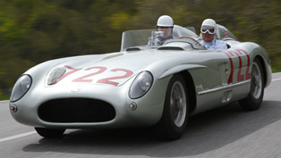 Experience a Drive with Sir Stirling Moss via Cutting-Edge Video Technology! [VIDEO]
