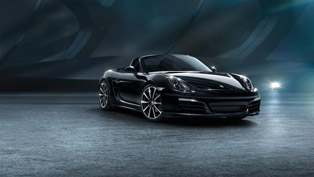 Porsche Releases Boxster and 911 Carrera Black Editions