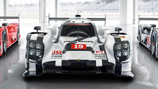 Porsche Demonstrates Three Models, That Will Compete in 2015 Le Mans Race
