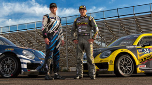 scott speed and tanner foust are ready for the red bull global rallycross championship event