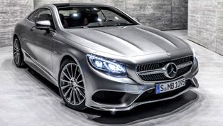 Mercedes-Benz S-Class Gets One More Award!