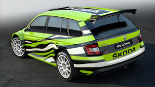 skoda fabia r5 combi to debut at wörthersee
