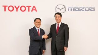 Toyota and Mazda Teamed Up One More Time!