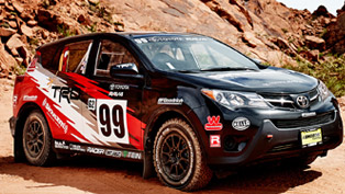 Toyota RAV4 Will be Tamed by Ryan Millen Himself for the Upcoming 2WD-Open Class