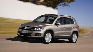 Volkswagen Tiguan Gets Updated Engine Rage and Better Entertainment Systems